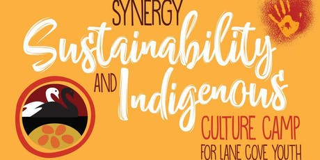 Synergy Youth Centre - Sustainability and Indigenous Culture Camp 2019 tickets