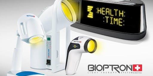 BREZPLAČNO Koristi in uporaba svetlobne terapije Bioptron