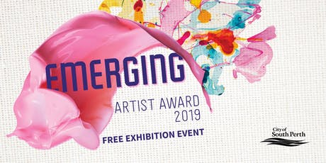 Emerging Artist Exhibition Art Talk with Mark Parfitt tickets
