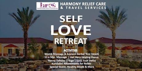 Harmony Relief Self Love Retreat tickets