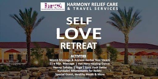 Harmony Relief Self Love Retreat