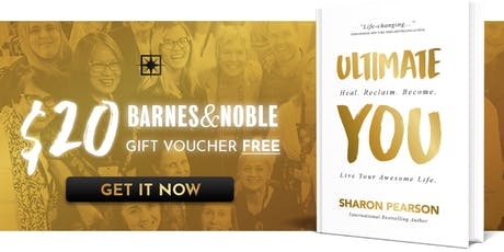 Ultimate You Exclusive Talk, Q&A & Book Signing tickets