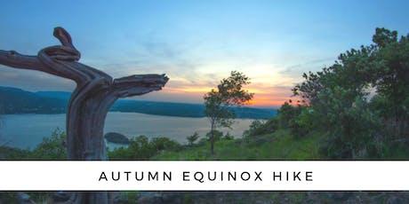 Autumn Equinox Hike tickets