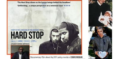 Film Screening and Discussion: HARD STOP