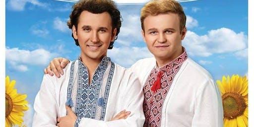 "Nazar and Dmytro Yaremchuk ""My Ukraine is a big family"""