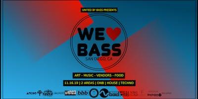 We Love Bass 2019