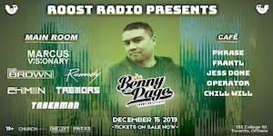 Roost Radio Presents Benny Page @ One Loft, Dec 15th