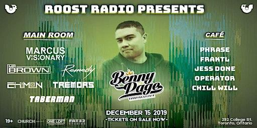 Roost Radio Presents Benny Page @ One Loft, Dec 15th