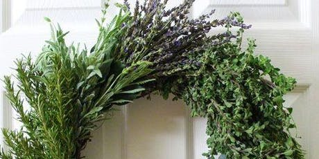 Fall Herb Wreath Making Workshop tickets