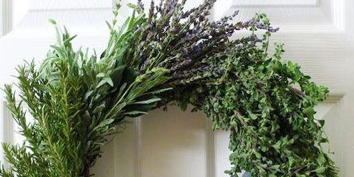 Fall Herb Wreath Making Workshop