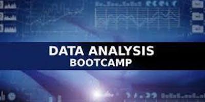 Data Analysis 3 Days BootCamp in Helsinki