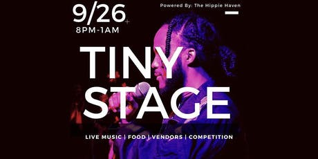 Tiny Stage: Unplugged tickets