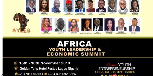 AFRICA YOUTH LEADERSHIP & ENTREPRENEURSHIP CONFERENCE/EXHIBITION/AWARDS