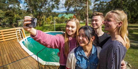 Homestay information session (GETI) @ Rosny Library tickets