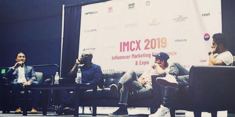 Influencer Marketing Conference & Expo IMCX 2020 tickets