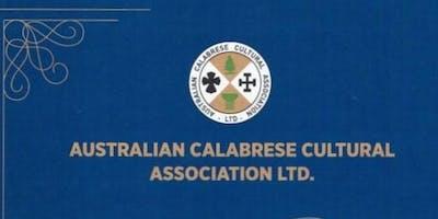 Australian Calabrese Gala Award Dinner