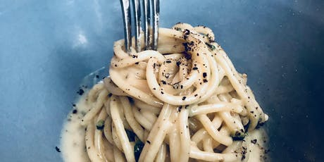 DATE NIGHT! | HANDMADE PASTA WORKSHOP | CACIO E PEPE tickets