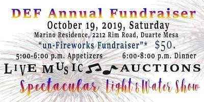 Duarte Education Foundation Fundraiser Dinner