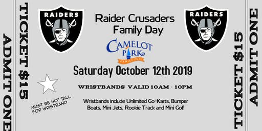 Raider Family Day
