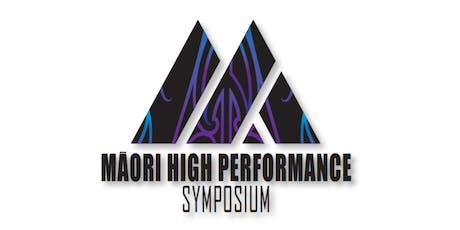 Ngā Pūmanawa ki Pūrehuroa – Māori High Performance Symposium 2019 tickets