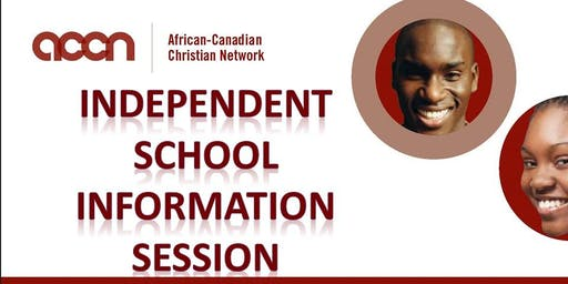 ACCN Independent School Information Session