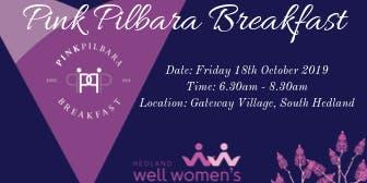 Well Women's Pink Pilbara Breakfast