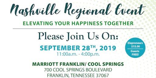 Nashville Elepreneur event