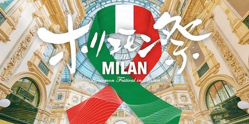 Horiemon Festival in Milan from Japan Tokyo