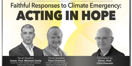Faithful Responses to Climate Emergency: Acting In Hope tickets