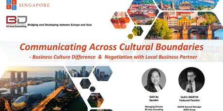 Communicating Across Cultural Boundaries tickets