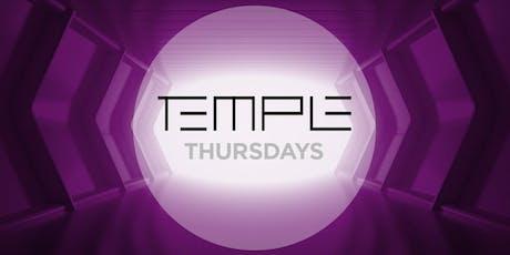 Temple Thursdays tickets