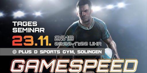 Gamespeed - Sprint & Agilität in der Praxis