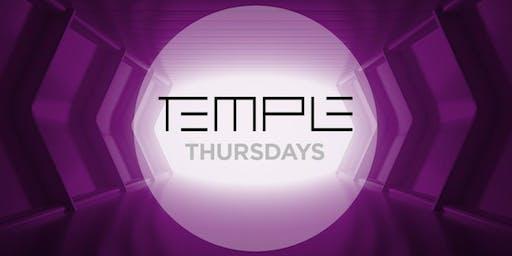 Temple Thursdays