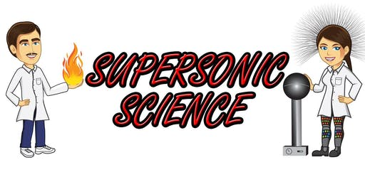 SuperSonic Science at Bunbury Library