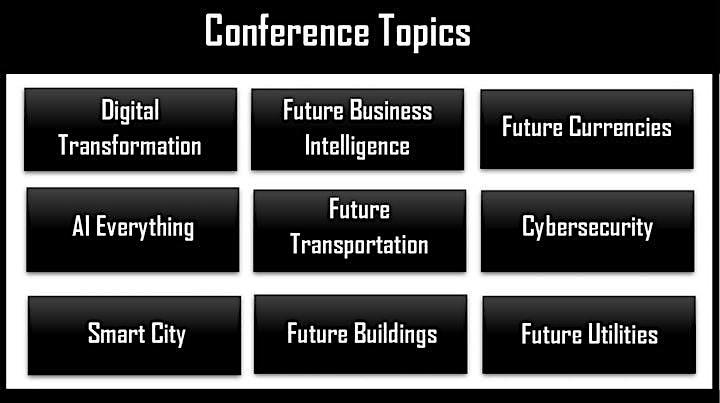 13th International Smart City Expo 2021, Dubai - Virtual Sponsors image