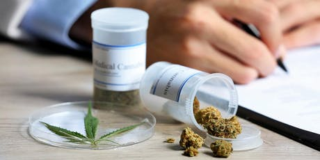 Medicinal Cannabis and YOU  - LONDON tickets