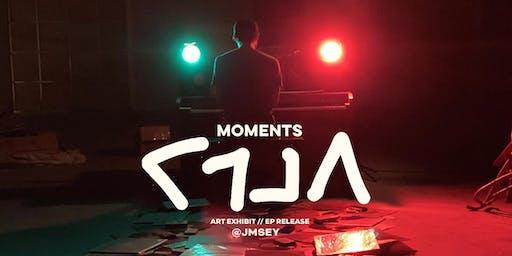HOF Silent Disco @ JMSEY's 'Moments' Exhibit