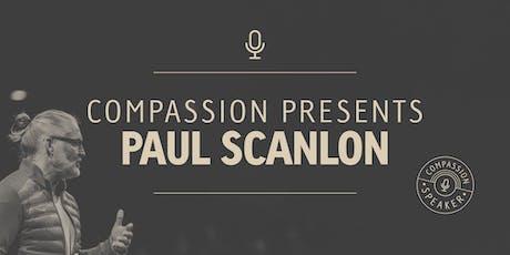 Paul Scanlon - Life Church Salisbury tickets