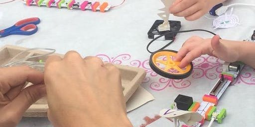 Makerspace Workshop: BUILD, CODE, CREATE Tickets, Sat 28/09/2019