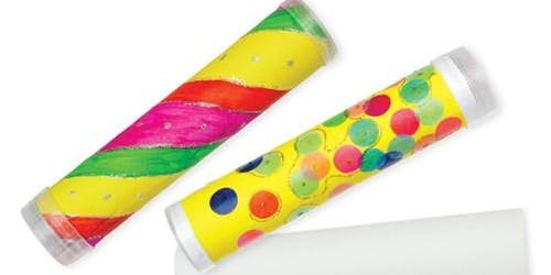 Kaleidoscope Workshop (Ages 8+)