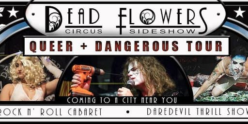 Dead Flowers Circus-Sideshow