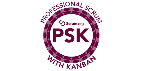 """Professional Scrum with Kanban"" - Scrum.org biglietti"
