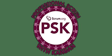 Professional Scrum with Kanban - Scrum.org biglietti