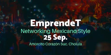 EprendeT Vol. 2 Netwoking Mexicano Style entradas