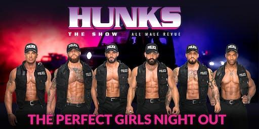 HUNKS The Show at Salon Del Alba (Albuquerque, NM)
