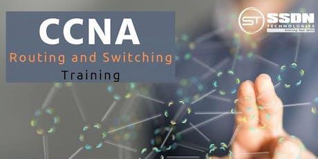 CCNA Training in Delhi (Paid Training) tickets