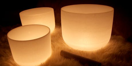 Harmony: Sound Healing with SINGING BOWLS tickets