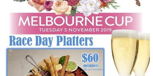 Melbourne Cup Platters