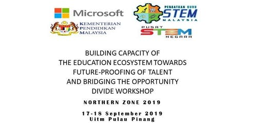 BUILDING CAPACITY OF  THE EDUCATION ECOSYSTEM