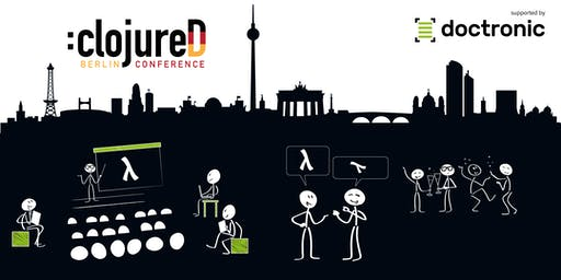 :clojureD Berlin Conference 2020